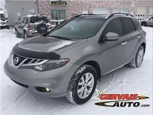 Nissan Murano SL AWD Cuir Toit Panoramique MAGS 2011