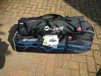 Tent 5 man family size. Quality Outwell Pasadena