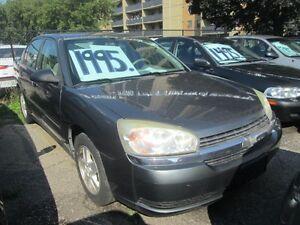 2004 Chevrolet Malibu LS - ONLY 161,000 klm's.!