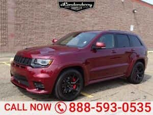2018 Jeep Grand Cherokee AWD 6.4L SRT8               6.4L SRT V8