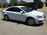 2015 Holden Cruze JH Series II MY15 CDX White 6 Speed Sports Automatic Sedan Nailsworth Prospect Area Preview