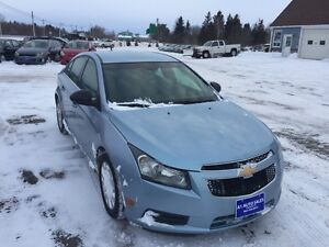 2011 Chevrolet Cruze 4dr Sdn
