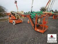 2008 // JLG E400 AJP // Electric Boom Lift City of Toronto Toronto (GTA) Preview