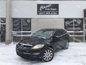 2009 Mazda CX-9 GRAND TOURING *LEATHER*7 PASSENGER*NO ACCIDENTS*