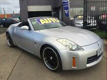 2006 Nissan 350Z Z33 MY06 Upgrade Roadster Touring 5 Speed Automatic Convertible Brooklyn Brimbank Area Preview