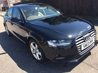 2013 (August) Audi A4 SE TECHNIK TFSI (170) for sale