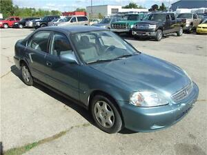1999 Honda Civic EX Kitchener / Waterloo Kitchener Area image 3