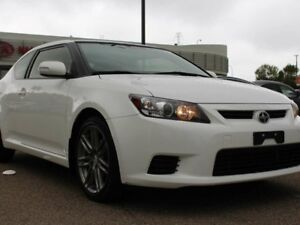 2013 Scion tC 2DR COUPE, 6 SPEED MANUAL, DUAL SUNROOF, BLUETOOTH