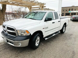 Mint Condition 2017 Dodge Ram Quad Cab for sale
