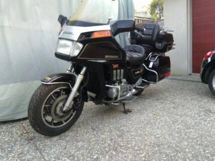 Honda Goldwing 1200