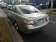 2010 Toyota Camry AHV40R Hybrid Silver Continuous Variable Sedan Burwood Whitehorse Area Preview