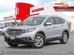 2014 Honda CR-V Touring
