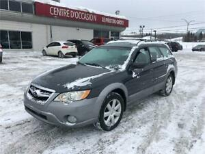 2008 Subaru Outback Limited Cuir, Toit ouvrant, Mags
