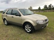 2005 Ford Territory SY TS (4x4) Gold 6 Speed Auto Seq Sportshift Wagon Applethorpe Southern Downs Preview