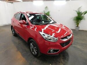 2014 Hyundai ix35 LM Series II SE (FWD) Red 6 Speed Automatic Wagon Virginia Brisbane North East Preview