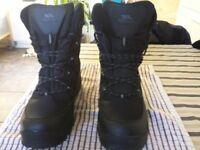 Trespass Mens Snow Boots