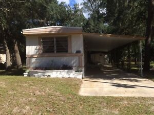 Well Maintained Mobile Home, Close to Gulf of Mexico-950/mth CDN
