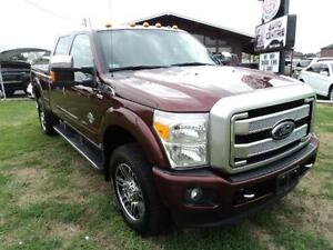 2015 Ford Super Duty F-350 Lariat  Platinum