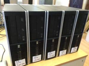 Refurbished desktop (Dell, Lenovo, HP) for sale starts from $99