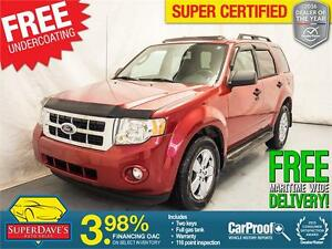 2009 Ford Escape XLT AWD *Warranty*