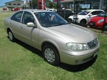 2004 Nissan Pulsar N16 MY2004 ST Gold 4 Speed Automatic Sedan Kippa-ring Redcliffe Area Preview