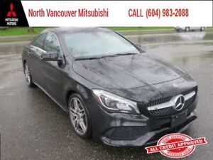 2018 Mercedes Benz CLA CLA 250 *MEMORY SEAT *AWD *LEATHER