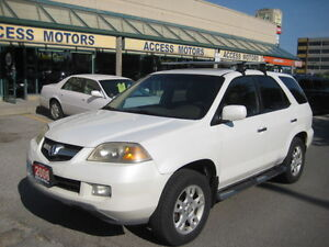 2006 Acura MDX, Clean, Best Price, No accident, Beautiful White