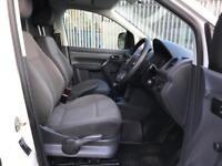 Volkswagen Caddy 1.6TDI 75PS STARTLINE EURO 5 DIESEL MANUAL WHITE (2014)