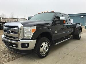2012 Ford F-350 Lariat FX4 Dually 4x4~ 6.7 Liter PowerStroke