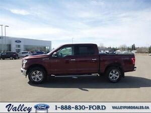A LOT OF TRUCK FOR A LITTLE PRICE TAG!  2016 Ford F-150 XLT