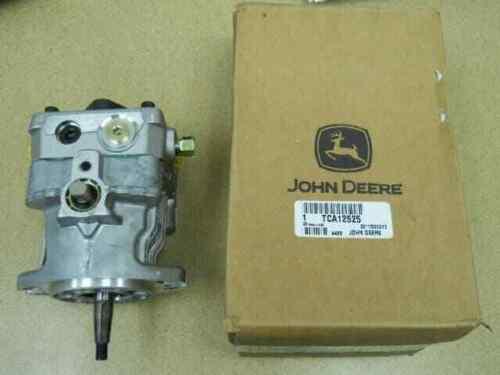 John Deere TCA12525 Hydraulic Pump - 737 757 - Serial #s Below 030001