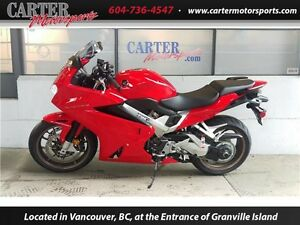 2014 Honda VFR800 Interceptor - REDUCED!!!