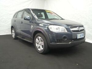 2007 Holden Captiva CG SX (4x4) Grey 5 Speed Automatic Wagon Derwent Park Glenorchy Area Preview