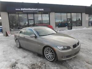 BMW 335 335I CONVERTIBLE 2007 **TOIT DURE**