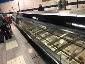 USED MEAT DISPLAY COOLERS