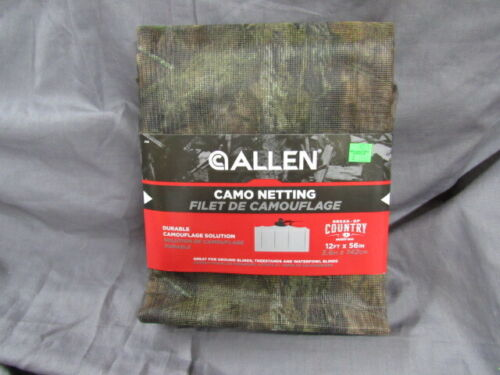 Allen CAMO NETTING Break-UP Country Mossy Oak 12