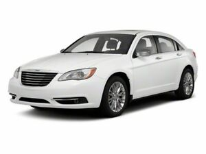 2012 Chrysler 200 S Leather Heated Seats Alloy Keyless