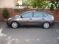 PCO CARS HIRE RENT-TOYOTA PRIUS 2007 REG £80 PER WEEK