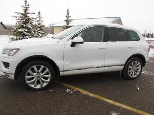 2015 VW Touareg TDI EXECLINE **DIESEL**