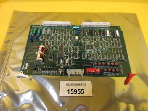 Nikon 4s014-114 Relay Control Card Pcb Lc-ctl3 Nsr-s202a System Used Working
