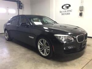2011 BMW 750 Li xDrive, M Pkg, HUD, Full load