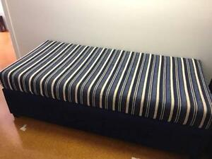 Sofa Bed - Fold out innerspring double Cungulla Townsville Surrounds Preview
