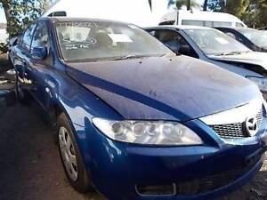 Mazda 6 Sedan Wrecking! Mount Louisa Townsville City Preview