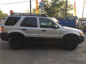 2006 Ford Escape XLT Warranty Included