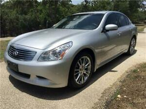 FWD leather sunroof runs and drives greT 2008 Infiniti G35 S