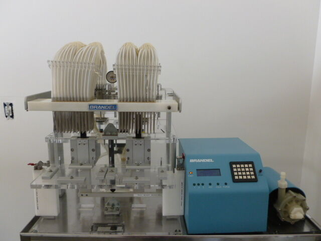 Brandel  Cell Harvester With Ch-055 Control Module & Wash Pump & 12 Liter Vessel