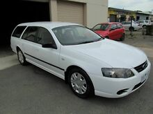2007 Ford Falcon BF MK11 XT White 4 Speed Automatic Wagon Werribee Wyndham Area Preview