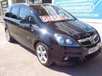 Vauxhall Zafira 1.9CDTi ( 120ps ) 2005 SRi S/H 7 Seats p/x Swap