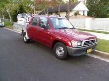 1998 Toyota Hilux Ute Parramatta Parramatta Area Preview
