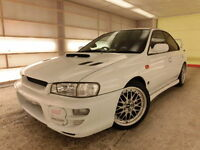 1999 Subaru Impreza WRX STi version 6 saftied & price REDUCED